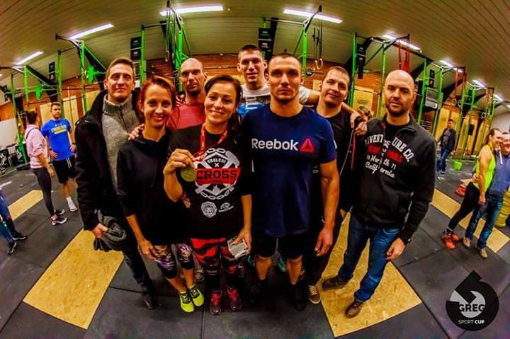 Ceglédi Cross Gym sikerek